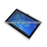 HDMI Cheapest Q88 7inch Google Android 4.1 1.5GHz DDR3 Capacitive Screen 512MB Tablet PC with WIFI
