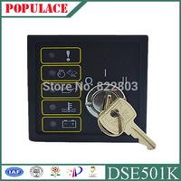 Free Shipping+Generator Controller DSE501K/Deep Sea DSE501K (Replacement)