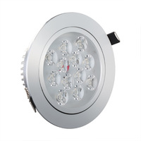 Super bright HSD594 led lamp 12w spotlight high effiency 85v~265v with driver led spotlight 220v 12w led spot high power
