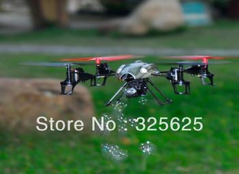 New!! WL V959 RC UFO 4CH 2.4GHz Mini Radio rc quadcopter Gyro WL V959 RTF with Camera better than V929,V949,V911+Free Shipping