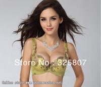 Free Shipping Fashionable embroidery sex bra -AV006