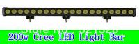 truck lights led  200w,10w*20pcs Cree chip led , LED light bar,LED working light bar