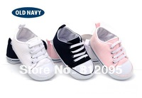 Retail OLD NAVY Baby first walker shoes Baby slip-on sneakers toddler infant shoes baby walkers LittleSpring GTJ-X0028