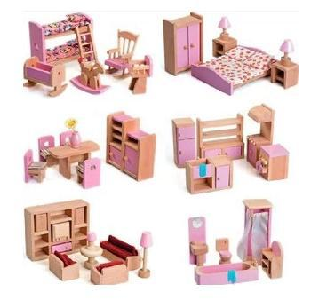 Popular Dollhouse Furniture Sets-Buy Popular Dollhouse Furniture