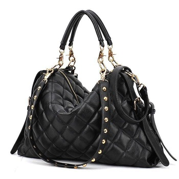 Good quality 2012 new fashion cheap stereo pleated fashion bags large capacity 3 way women's handbag
