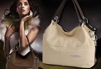 Promotion! Special Offer Genuine Leather messenger bag/ Women Cowhide Handbag Bag Shoulder Free Shipping