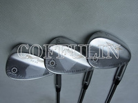 Spin Milled SM4 Vokey Golf Wedges With Steel Shafts /Grips 3Colors