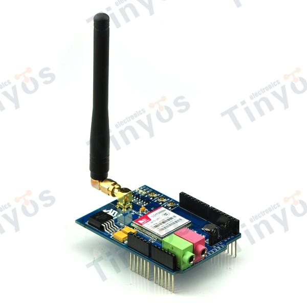 Escudo GSM/GPRS para Arduino