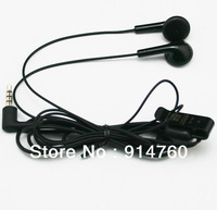 WH-102 Headset Earphone 3.5mm Interface For Nokia 7230 5330 2690 2692 E72i 8208 6788i 2730 5310 N97 E7-00 (Black)
