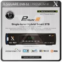 X2 Premium HD PVR FTA Satellite Receiver - Special Edition
