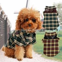 Free Shipping Dog Clothes Pet Clothing Dog Winter Clothes T-shirt For Dog Pet Clothes Dog Harness Fashion Desigh