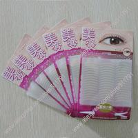 China Post Air Mail Free shipping (24pairs per sheet,72 pairs per set,6 sets per lot) double eyelid tape,eyelid sitkcer