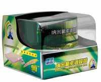 Free shipping CHIEF Car Vehicles Nano Fluorine Coating Wax - Pink (300g) HW654 factory direct quality gurantee anti-uv hard wax