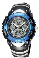 HighQuality PASNEW Water-proof Children  Sport Watch PSE-308GA