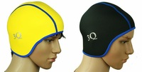 Y06053  free shipping both sides for using winter swim cap