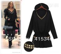 Desigual Free Shipping Hot Fashion 2014 Women High Quality Lady Wholesale Dress Plus Sizes Dresses S,M,L, XL,XXL,XXXL,XXXXL