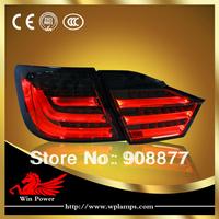 2012 2013 Toyota Camry LED Tail Light Smoke Black