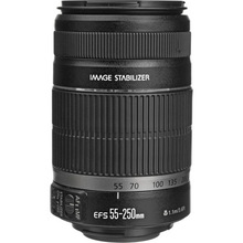 Canon EF-S 55-250mm f/4-5.6 IS II Image Stabilizer Zoom Camera Lens for Canon 600D 700D 60D 7D Rebel T3i T4i T5i Camera Lente(China (Mainland))