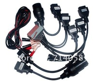Best saleing!!! 5pcs/lot Newest TCS cdp pro plus car cables cables for TCS cars -----strong function