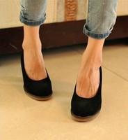 2 Colors FREE SHIPPING Pump Shoes Woman Platform Women Pumps Blue Shoes High Heel Shoes