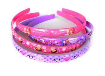 Fashion head band ,Children hair ornaments,and color Princess Minnie Dora  headband Hair Accessories