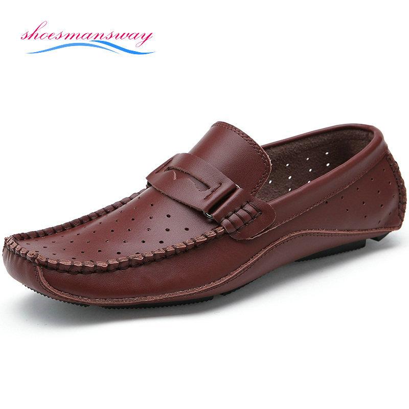 Мужская обувь на плоской платформе Gommini 38/44