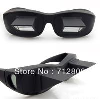 1 pc High Quality Horizontal Lazy Glasses Reading Lying Flat Mirror Turn Page 90' Novelty Gift LG1001