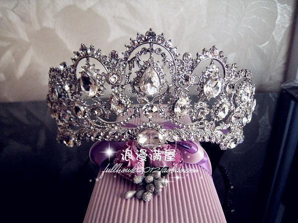 تيجان  فاخرة مرصعة بالماس 2015-Vintage-font-b-Peacock-b-font-Crystal-font-b-Tiara-b-font-Bridal-Hair-Accessories