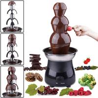 3Tiers chocolate fountain/home chocolate fountain