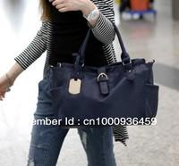 Fashion female totes belt decoration bucker vintage single shoulder bag women handbag  messenger bag -Free shipping