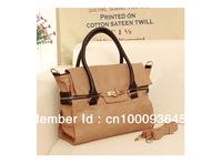 Free shipping  Lady chic bag shoulder bag messenger bag vintage handbag