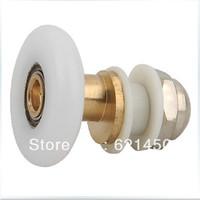 Shower door roller runners wheels plane pulley Shower room eccentric wheels Door roller series pulley