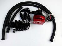 Universal Aeromotive fuel pressure regulator universal fpr with gauge /Fuel Pressure Regulator Oil Cooler Kit