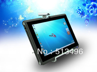 10.2inch 500GB storage space windows XP OS with 3G and bluetooth tablet PC