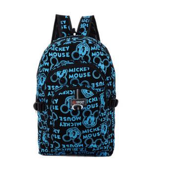 backpack Manufacturers, wholesale  new 2014 Mickey mouse shoulders back single shoulder school bag hot models BGLD