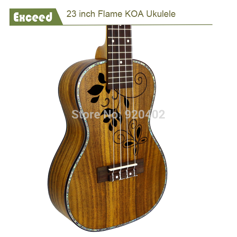professional 23 flame koa concert ukulele mini acoustic guitar uke child guitarra ukelele. Black Bedroom Furniture Sets. Home Design Ideas