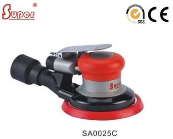 "Polishing Hand Tools Air Random Orbital Sander Palm Polisher 5""  CENTRAL VACUUM ORBIT 5mm (SA0025C)"