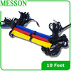 MESSON 10 Foot Soccer Training   Speed agility ladder Quick Flat Rung Agility Ladder (1pc )(China (Mainland))