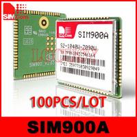 100% original SIM900A SIMCOM Quad Band GSM GPRS module