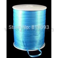 Satin Ribbon,  Light blue,  3mm wide,  880 yard/roll