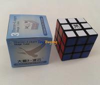 wholesale 10pcs/lot Dayan 3 Lingyun II V2 3x3x3 Speed Cube Magic twist puzzle Educational toy gift idea +Free Shipping