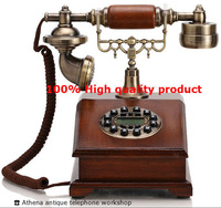 Noble Landline Phone with Cord  / Antique Classic Vintage Telefones for The Home & Office