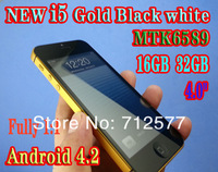 "Yophone 5s+ i5 MTK6577 Phone 4.0"" IPS screen Android phone Fully 1:1 original with original Box,earphone"