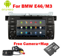 Android 4.0 Car DVD Player for BMW E46 with Wifi 3G GPS Bluetooth Radio TV USB SD IPOD RDS Canbus free OEM camera+ Free shipping