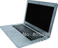 "13.3"" Laptop Computer Intel Celeron 1037U 1.8GHz Dual-core Win7/XP Camera 1.3M HDMI SSD 32G Optional (A9 Celeron)(2G 320G)"