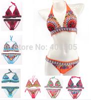 Sexy Bikini For Women Swimwear Brand push up Free Shipping  Fashion Summer  Fit Slim Cool Swimsuit  Gift 2013 New Arrival!