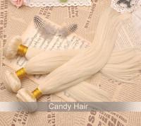 Top quality peruvian virgin hair straight 2 bundles lot 613 blonde virgin hair extension human hair weave straight can be dyed