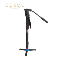 DHL Free shipping Benro A38TDS2  Professional Monopod For Photo Video / Bird Watching / Monopod & Hydraulic Head for DSLR Camera