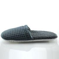 Slippers/Household Slippers/ Five-star Hotel Dedicate, Coral Velvet Slippers Thick Bottom Anti-Slip Slippers,Weight : 90G,K001