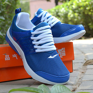 2014 men brand breathable mesh cloth shoes men athletic shoes of size 39-44 free shopping(China (Mainland))